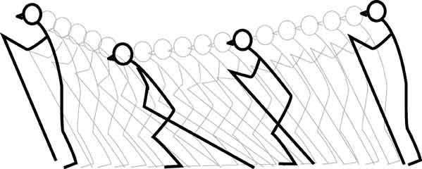 Fig. 2: Evolusjonert ski-o stavtak