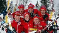 Helt rått: Norsk seier og andreplass