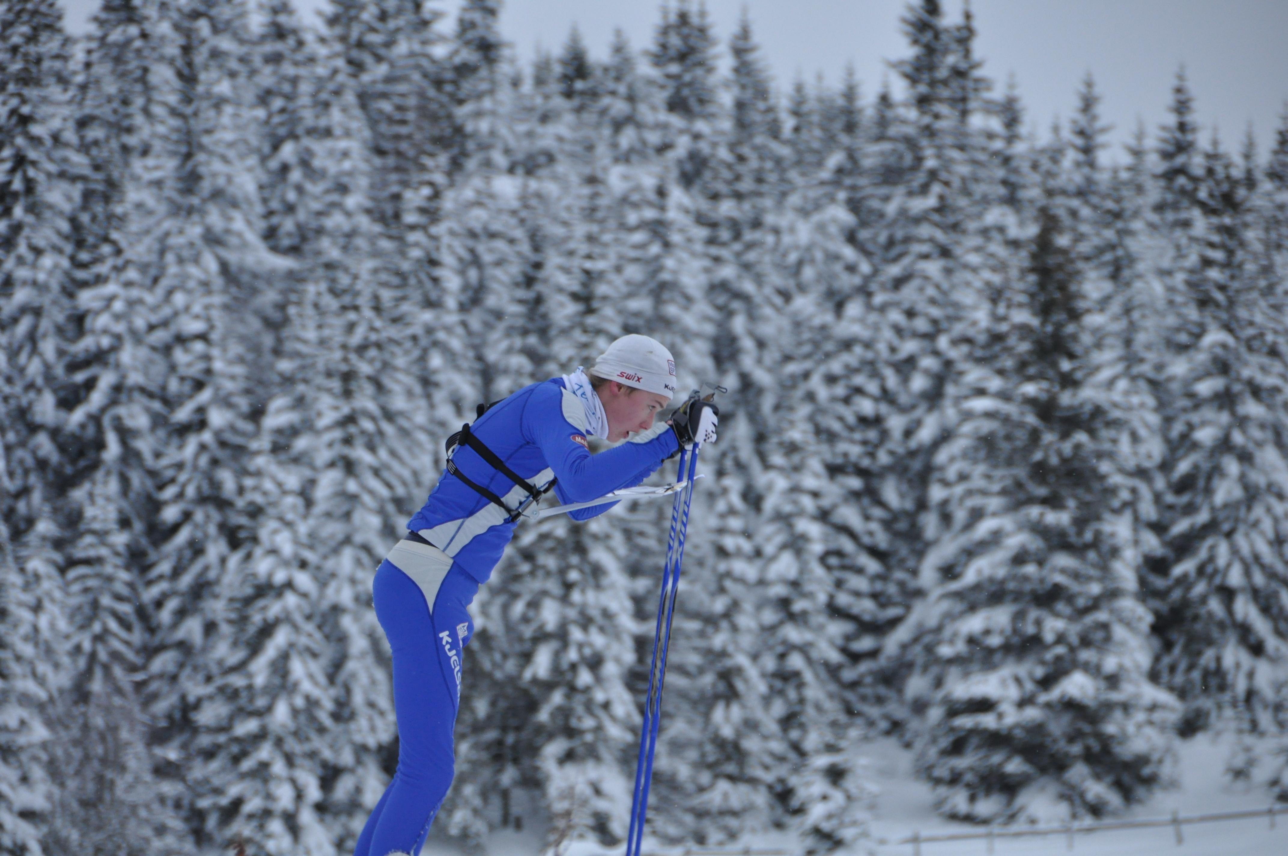 presentasjon Ski