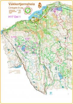 Kart fra H17 Del 1