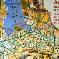 Kart, bilder og resultater fra O-treff sprint