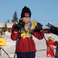 Ski-o utenfor Hamar 9. mars