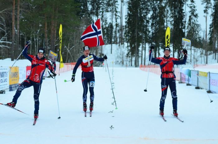 Norge går inn til Gull i EM.