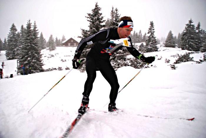 Øyvind Watterdal ble beste norske med tredjeplass i H17. Foto: Stein Arne Negård